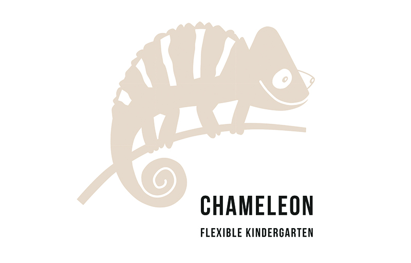 Flexible Kindergarten Chameleon