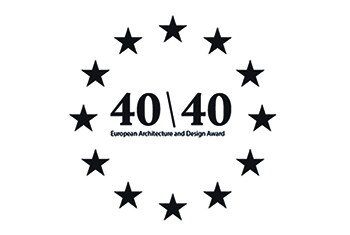 Europe 40aunder40 architectual competition logo