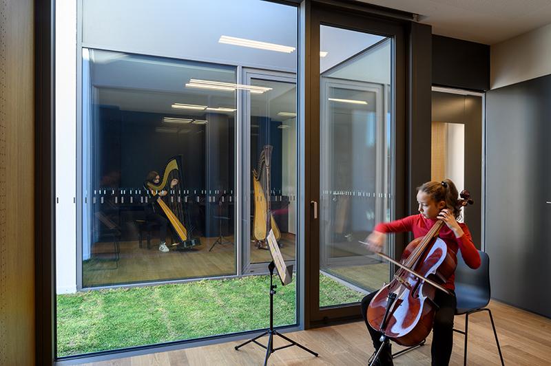 Music school Šoštanj