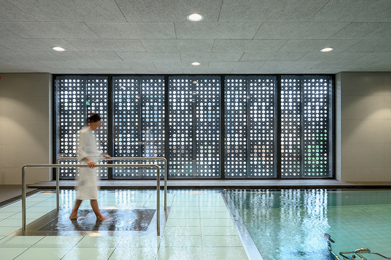 Health and beauty centre Laško - pools bazeni