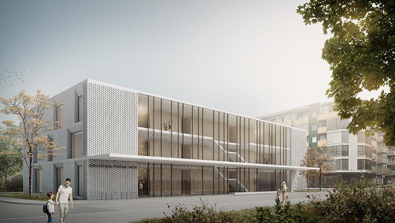 healthcare centre Tabor