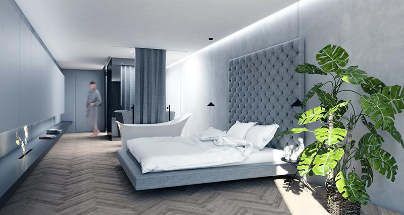 Hotel Perast soba