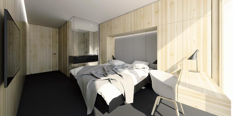 Hotel Rogla soba