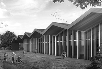 Kindergarten Podgorje grey