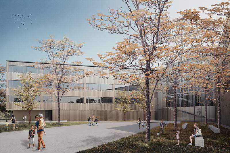School renovation Sostanj