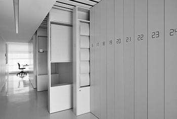 Interactive showroom grey new