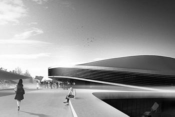 Sporthall Portoval grey new