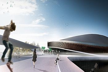 Sporthall Portoval