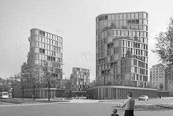 Master plan and concept design Zelenica - Velenje
