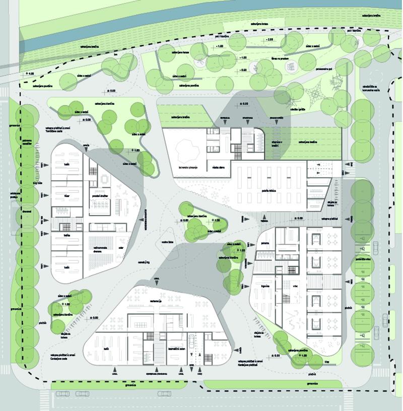 Master plan Zelenica - Velenje